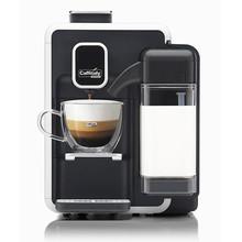 Кофемашина Caffitaly Bianca S22 bianca/nero + капсулы в подарок