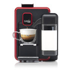 Кофемашина Caffitaly Bianca S22 rosso/nero + капсулы в подарок