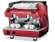 Кофемашина Gaggia GD Compact Red 2GR 230V