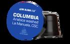Кава в капсулах Дом Кофе Colombia