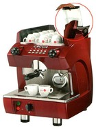 Кавомашина Gaggia GE Compact Red 1GR 230V